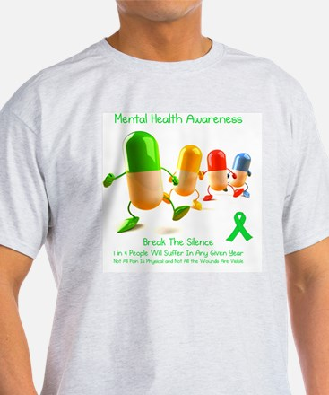 Mental Health Awareness T-Shirt