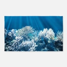 Tropical Reef Area Rug