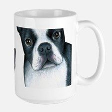 Dog 128 Boston Terrier Mugs