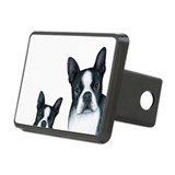 Boston terrier Rectangle