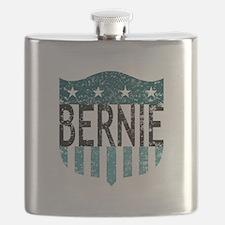 bernie stars and stripes Flask