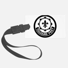 2nd Armored Cavalry Luggage Tag
