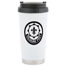 2nd Armored Cavalry Thermos Mug
