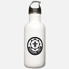 2nd Armored Cavalry Water Bottle