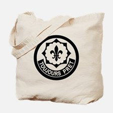 2nd Armored Cavalry Tote Bag