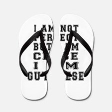 Guyanese Designs Flip Flops