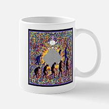Dan Baran Painting Mugs