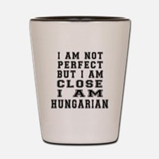 Hungarian Designs Shot Glass