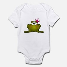 Sweet Princess Frog Body Suit