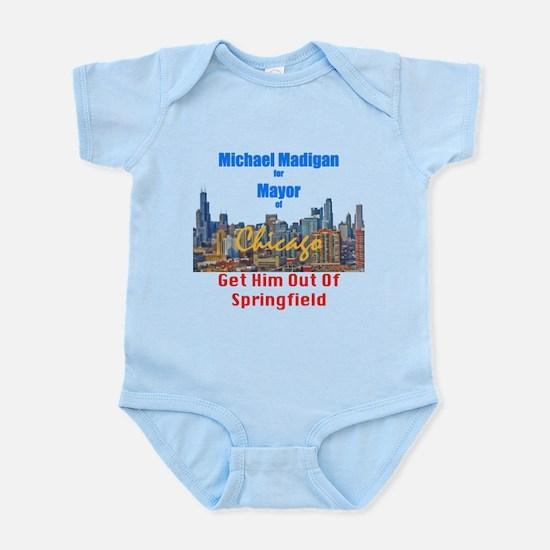 Michael Madigan for Mayor Body Suit