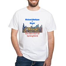 Michael Madigan for Mayor T-Shirt