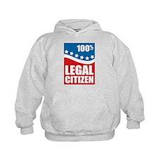 100% Legal Citizen Hoodie