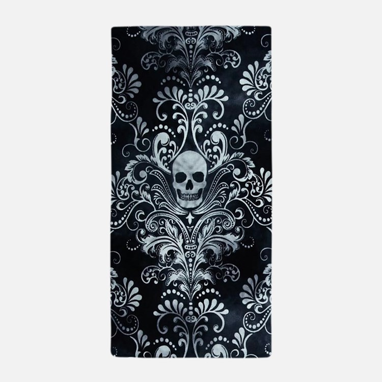 skull bathroom accessories & decor - cafepress
