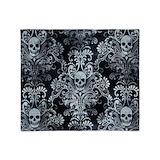 Skull Fleece Blankets