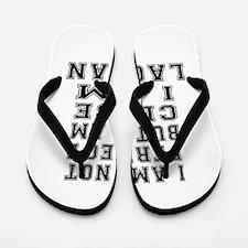 Laotian Designs Flip Flops