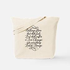 The Tempest Sea Change Tote Bag