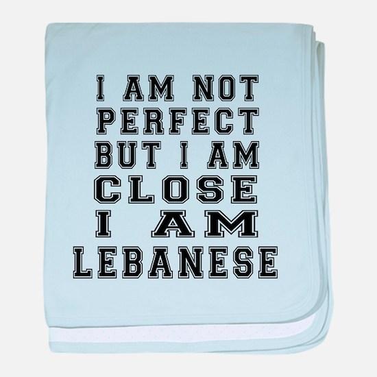 Lebanese Designs baby blanket