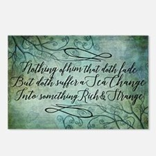 The Tempest Sea Change Postcards (Package of 8)