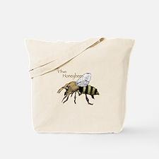 Save the Honeybees! Tote Bag