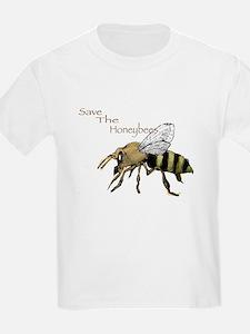 Save the Honeybees! T-Shirt