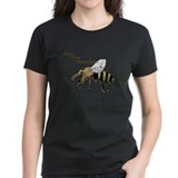 Bees Women's Dark T-Shirt