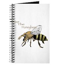 Save the Honeybees! Journal
