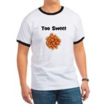 Too Sweet (candy corn) Ringer T
