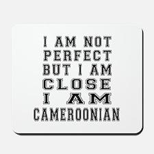 Cameroonian Designs Mousepad