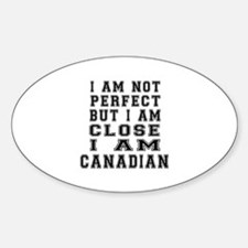 Canadian Decal