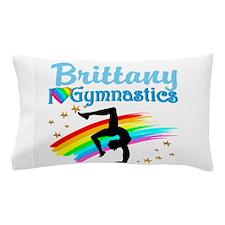 GRACEFUL GYMNAST Pillow Case