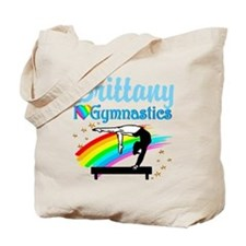 GRACEFUL GYMNAST Tote Bag