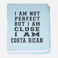 Costa Rican Designs baby blanket
