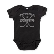 Future Goalie Baby Bodysuit