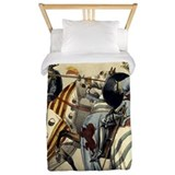 Medieval Luxe Twin Duvet Cover