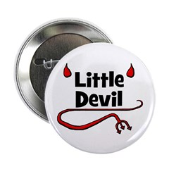 Little Devil Button