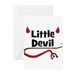 Little Devil Greeting Cards (Pk of 20)