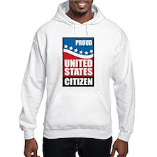 Proud U.S. Citizen Hoodie