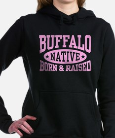 Buffalo Native Women's Hooded Sweatshirt
