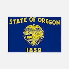 Oregon State Flag Magnets