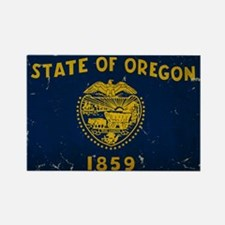 Oregon State Flag VINTAGE Magnets
