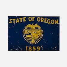 Oregon State Flag VINTAGE Magnets