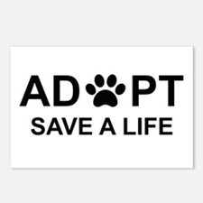 Puppy mills Postcards (Package of 8)