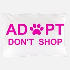 Shelter rescue dogs Pillow Case
