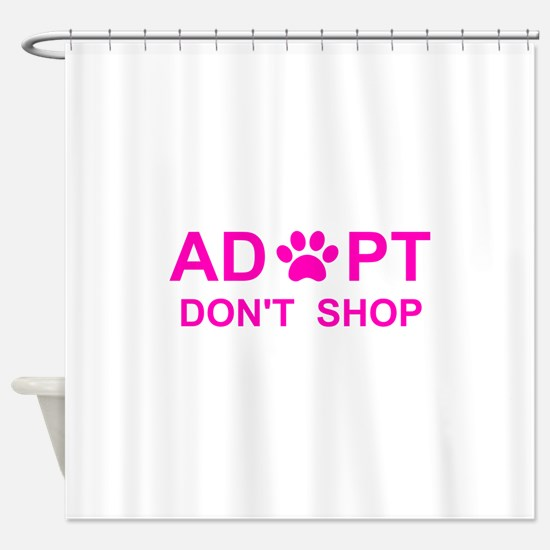 Funny Puppy mills Shower Curtain
