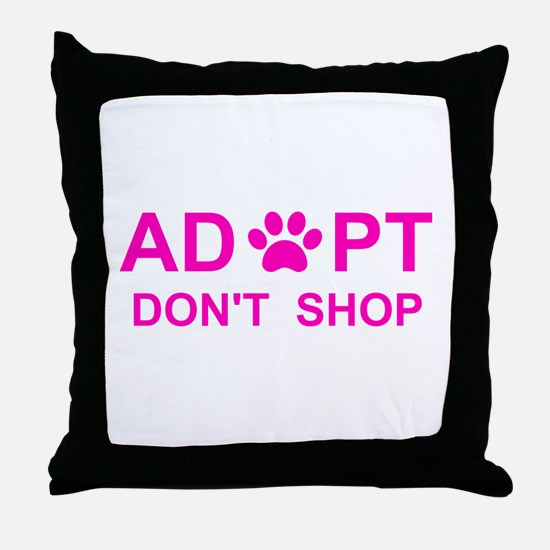 Cool Puppy mills Throw Pillow
