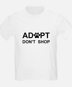 Cute Pet adoption T-Shirt