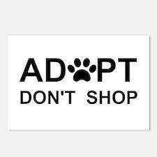 Unique Adoption Postcards (Package of 8)