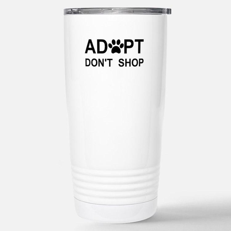 Cute Pet rescue Travel Mug