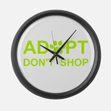Adopt Large Wall Clock