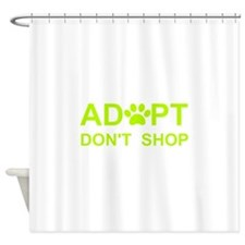 Funny Shelter Shower Curtain